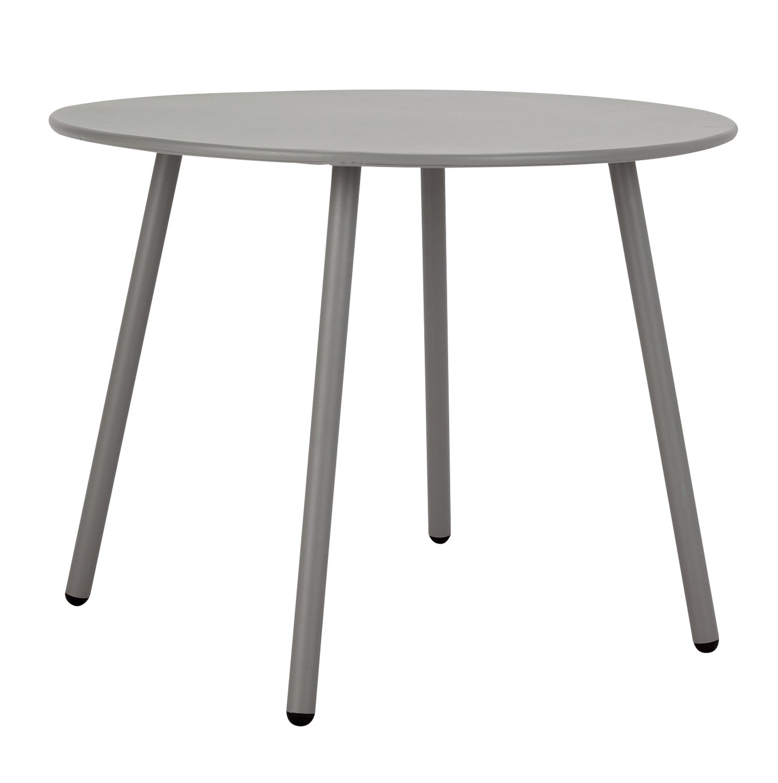 Argos Home Ipanema Round 4 Seater Garden Table - Grey