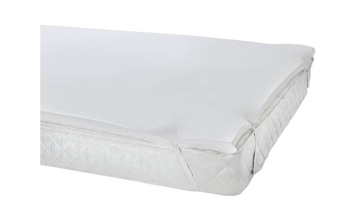 Argos Home 5cm Memory Foam Mattress Topper - Single