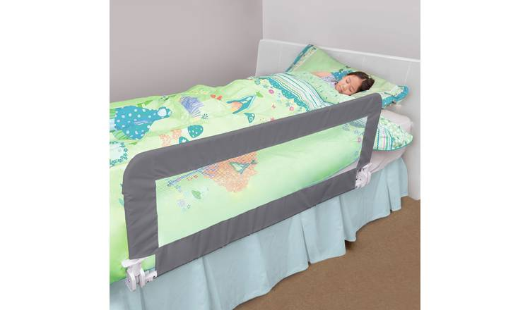 Dreambaby Phoenix Foldable Bedrail 110Wide x 45.5High – Grey