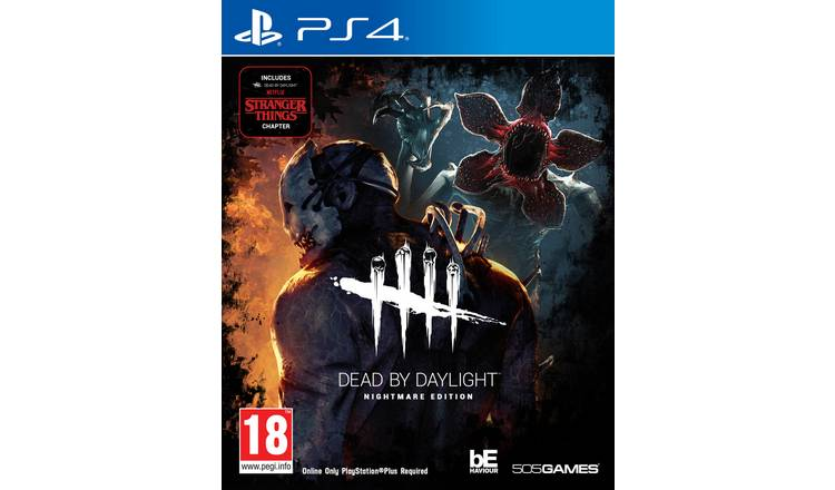 Dead by Daylight: Nightmare Edition PS4 Game