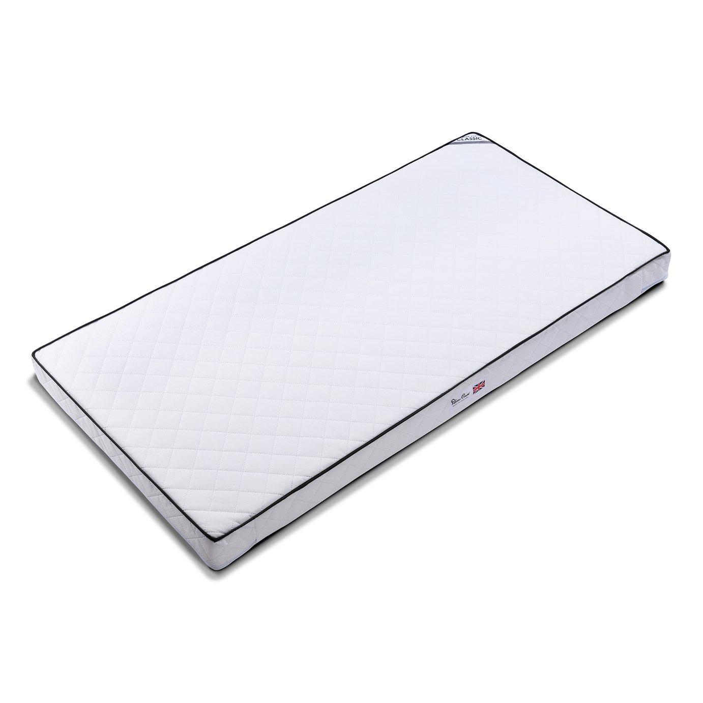 Silver cross 140 x 70cm classic pocket cot bed mattress