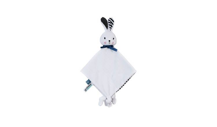 Comfort Blanket Rabbit by Whisbear Cot Mobile