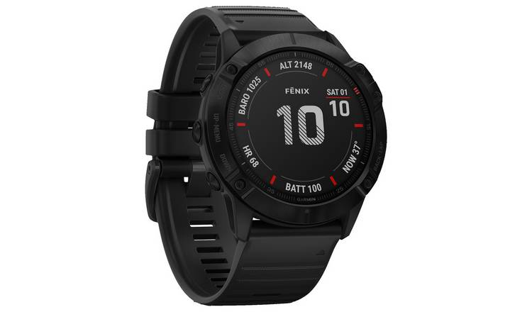 Garmin Fenix 6X Pro GPS Smart Watch