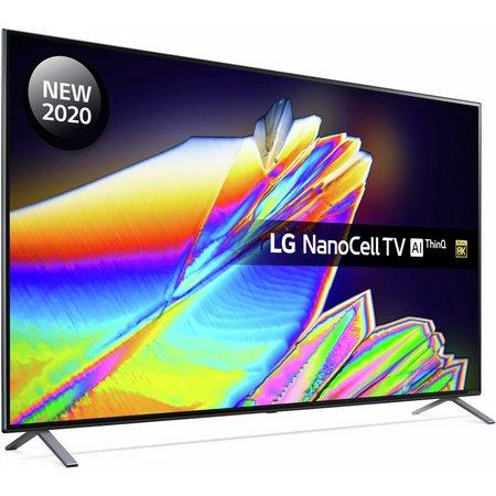 LG 65 Inch NANO956NA 8K Smart Ultra HD LED TV