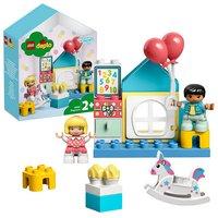LEGO DUPLO Town Playroom Playable Dolls House Box 10925