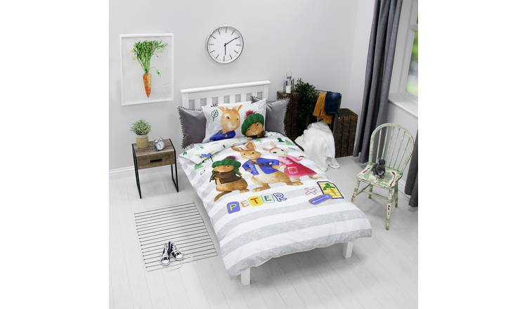 Peter Rabbit Forest Bedding Set - Single