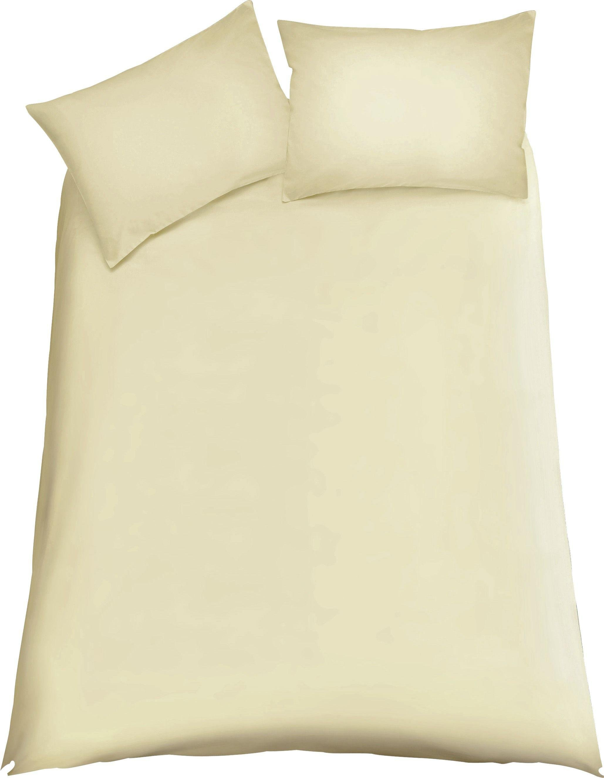 ColourMatch - Cotton Cream - Bedding Set - Double