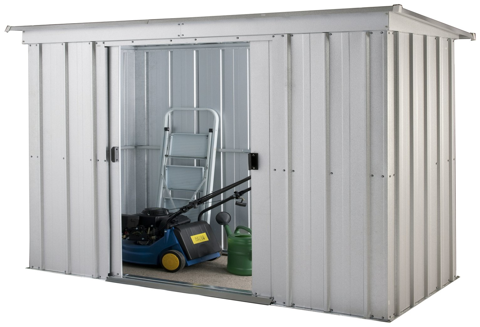 Buy Yardmaster Metal Garden Storage Unit At Argos Co Uk
