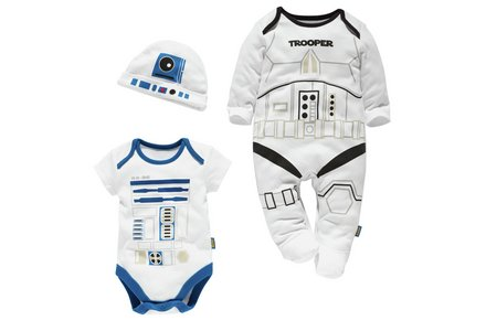 Star Wars Gift Set - 0-3 Months.