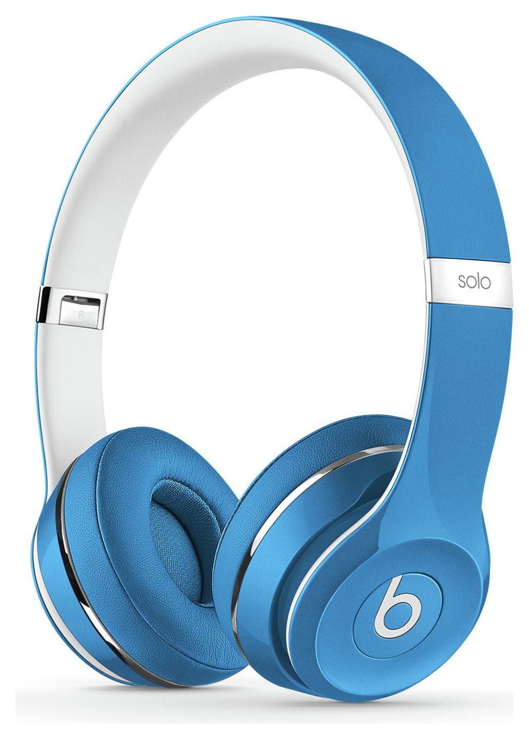 Beats - Solo2 On-Ear Headphones Luxe Edition - Blue
