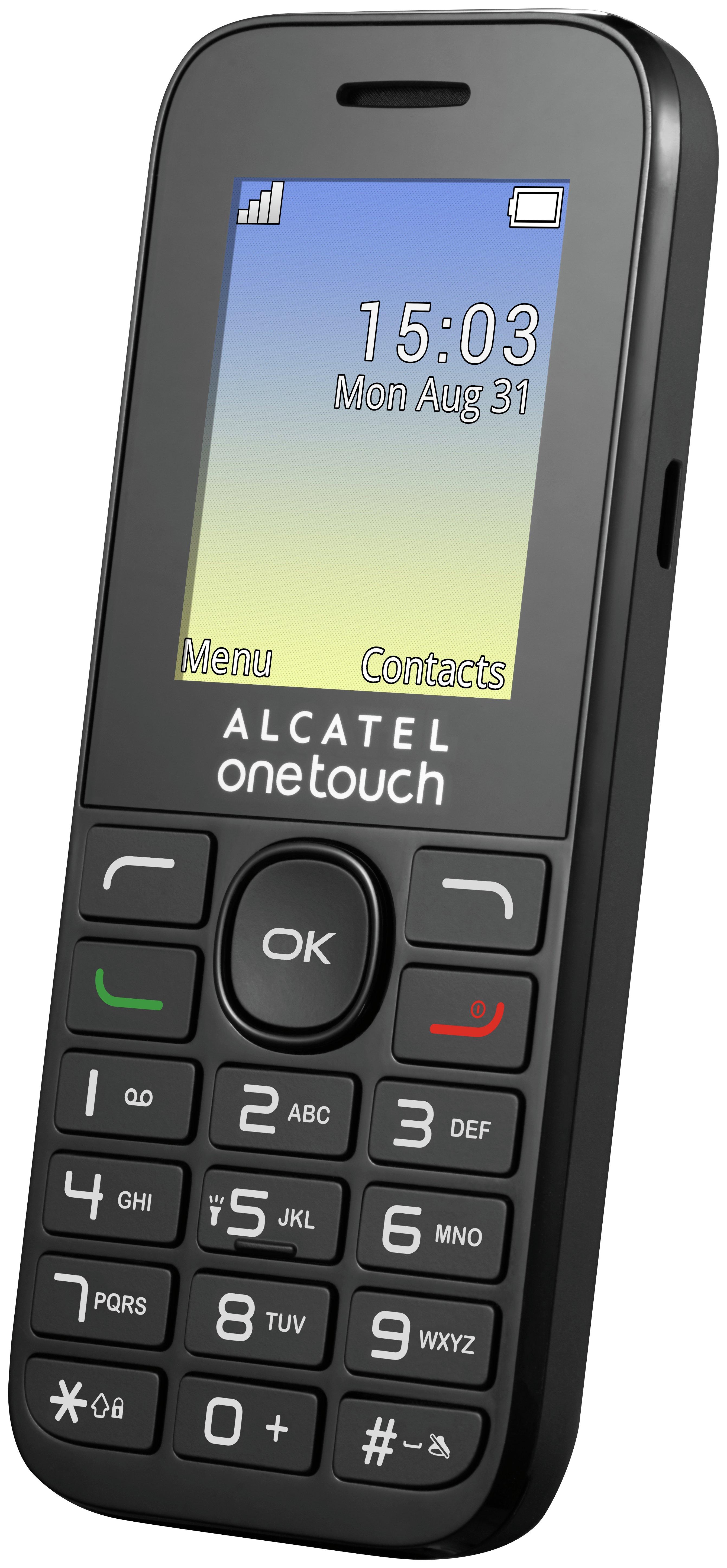 Alcatel Alcatel One Touch 10.16 - Sim Free Mobile Phone.