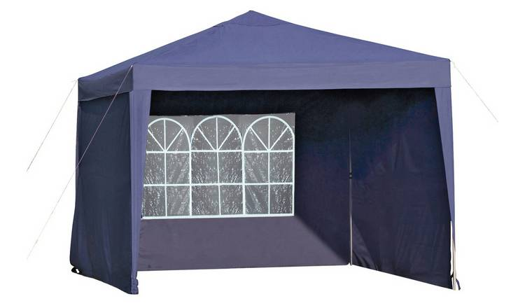 Buy Argos Home 3m x 3m Pop Up Weather Resistant Garden Gazebo | Gazebos,  marquees and awnings | Argos