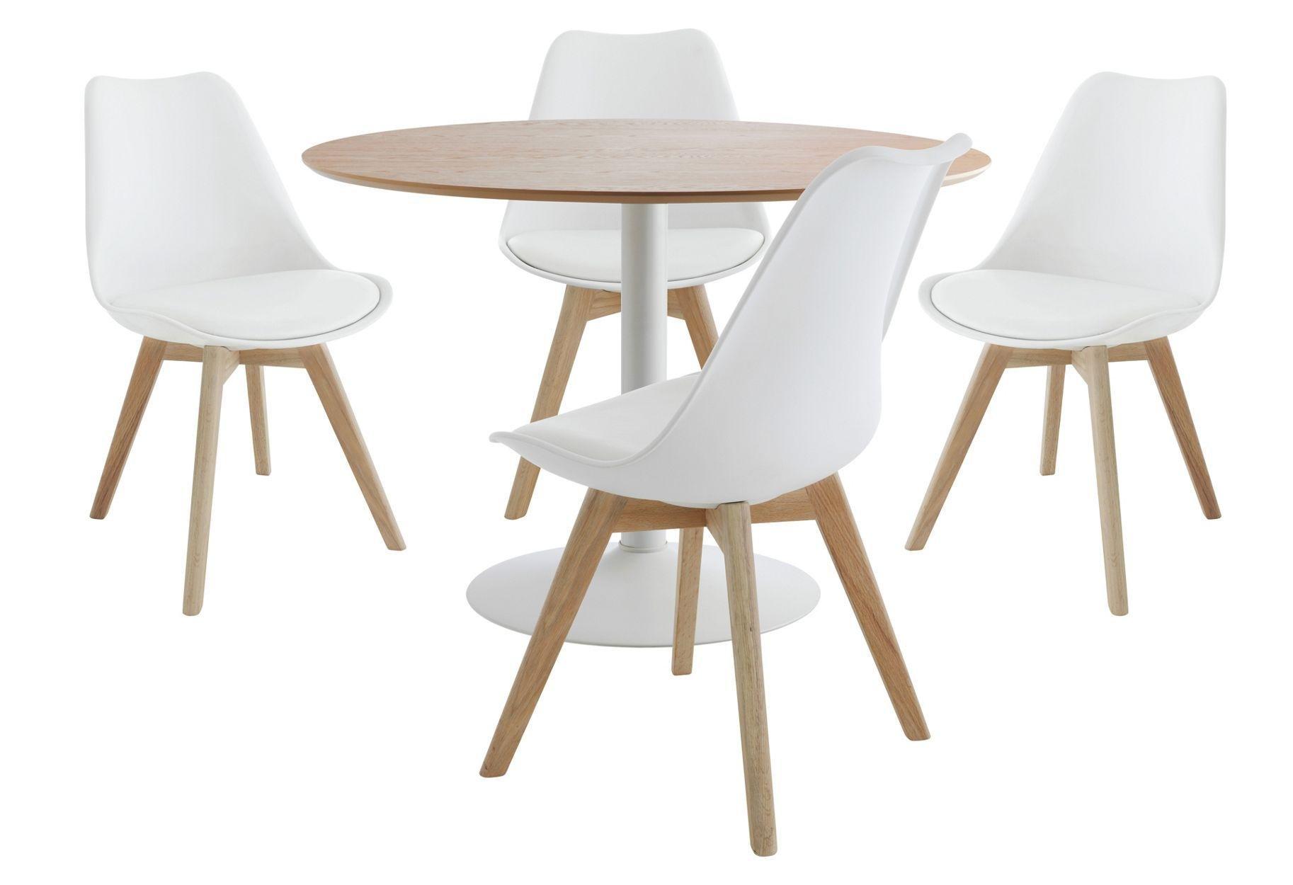 Buy Habitat Dining Set Lance Table and 4 Jerry Chairs Oak  : 4649302RZ001Webampw570amph513ampWebPDPBadge570amptoprightemptyampbottomleftempty from www.argos.co.uk size 570 x 513 jpeg 19kB