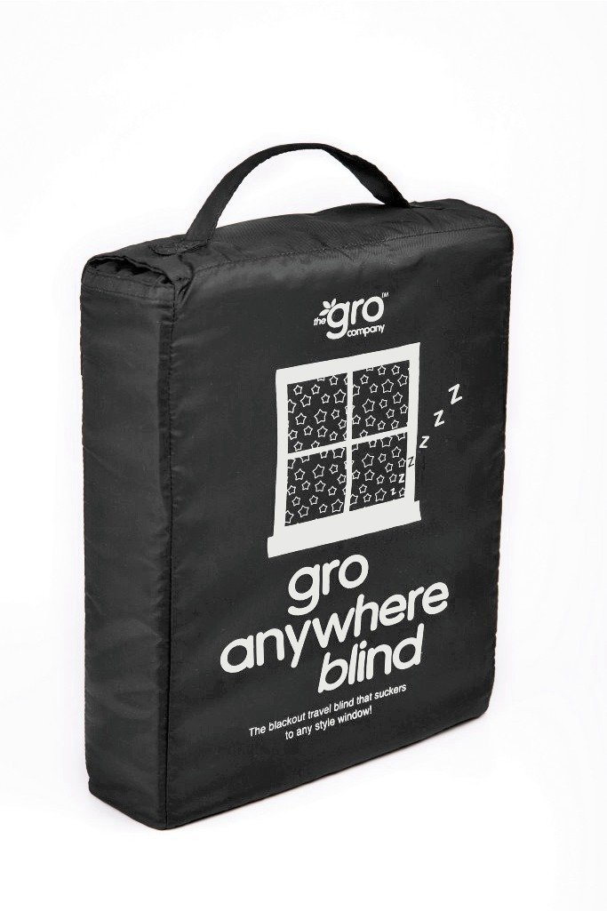 Image of Gro Anywhere Travel Baby Blind