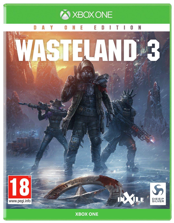 Wasteland 3 Xbox One Pre-Order Game