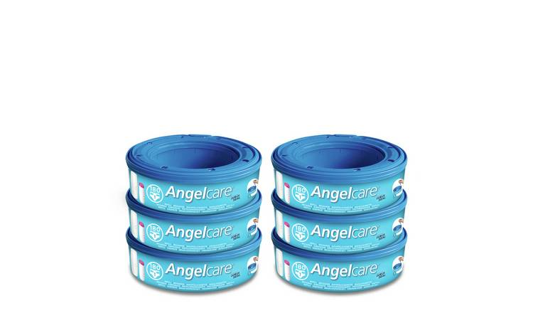 Angelcare Refill Cassettes - 6 Pack