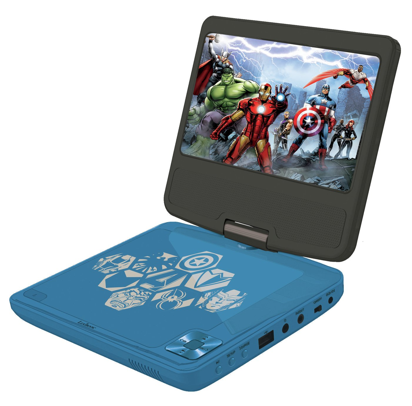 Lexibook Portable DVD Player - Avengers