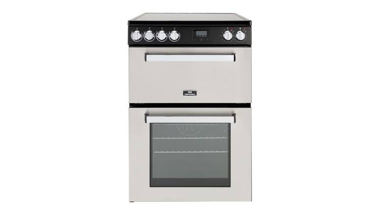 New World Nevis NWNV60CSS 60cm Electric Cooker - S/Steel
