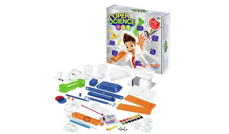 Buki Super Science Set