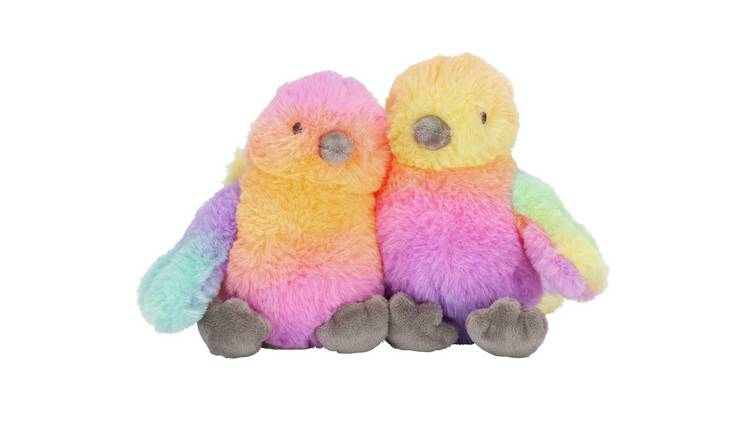 Love Birds Soft Toy