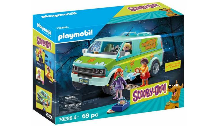 Playmobil 70286 Scooby Doo Mystery Machine Playset
