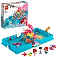LEGO Disney Princess Ariel's Storybook Adventures Set- 43176