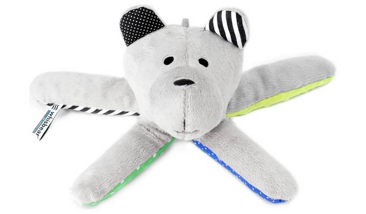 Whisbear Humming Bear with Cry Sensor - Citron