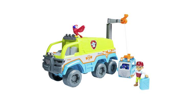 PAW Patrol Jungle PAW Terrain Vehicle