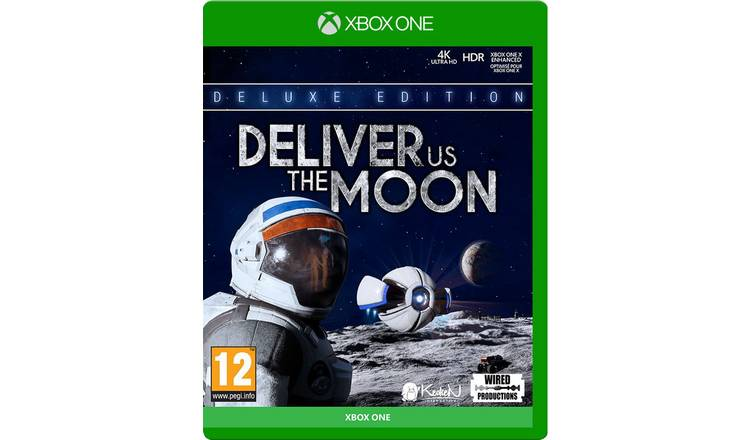 Deliver Us The Moon Xbox One Pre-Order Game