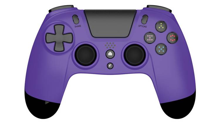 Gioteck VX-4 PS4 Wireless Controller - Purple