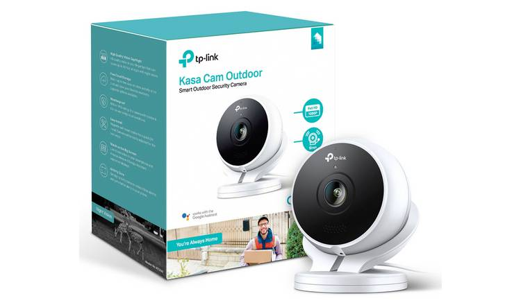 TP-Link KC200 Kasa Smart 1080P Wi-Fi Outdoor Camera