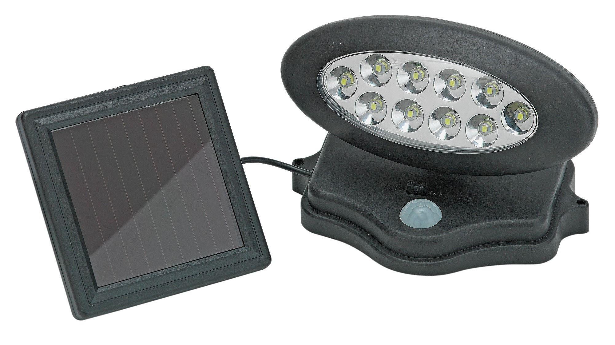 Buy HOME Solar PIR Security Light at Argoscouk Your Online