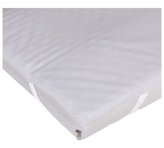 buy home profile memory foam mattress topper single. Black Bedroom Furniture Sets. Home Design Ideas