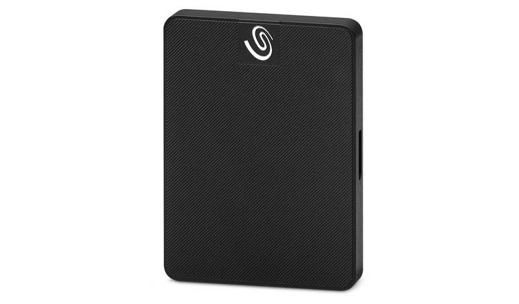 Seagate Expansion 500GB Black SSD Hard Drive