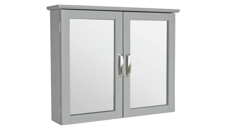 Buy Argos Home Tongue Amp Groove Wall Cabinet Grey