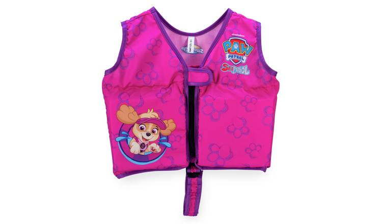 PAW Patrol Skye Swim Vest - 2-4 Years