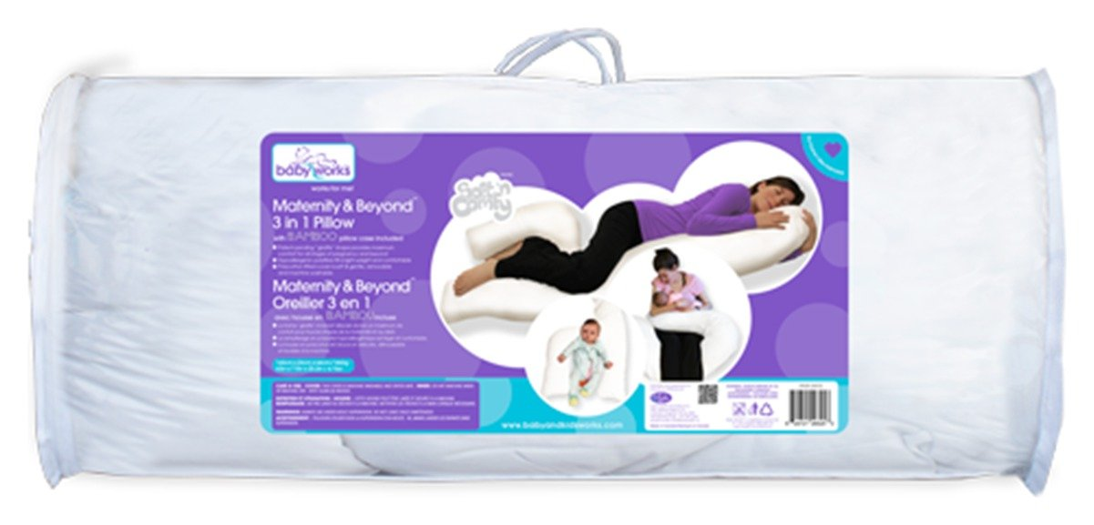 Image of Baby Works - Maternity and Beyond 3-in-1 Pillow
