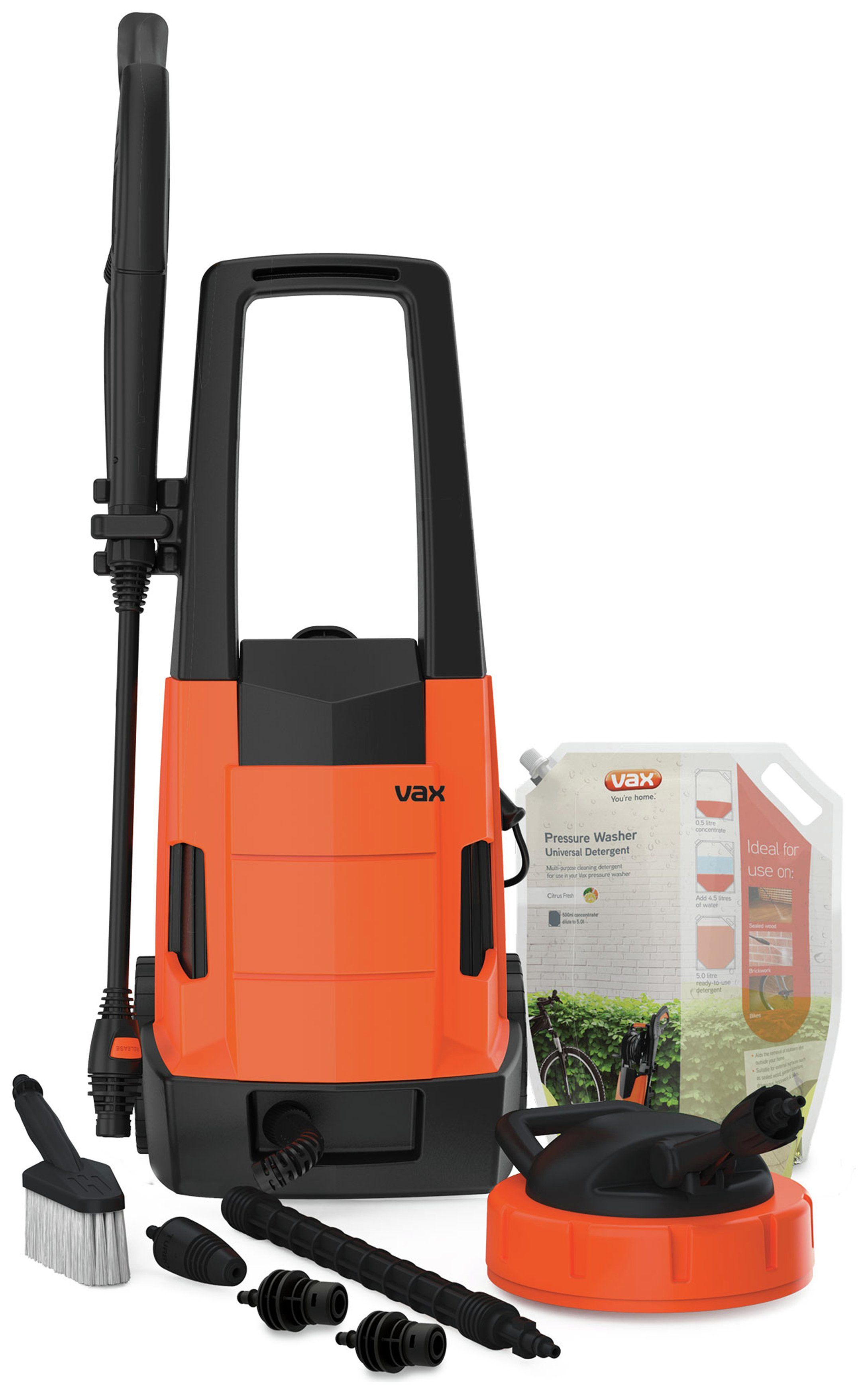 Vax - VPW2Bc Pressure Washer 1 Complete - 2000W lowest price
