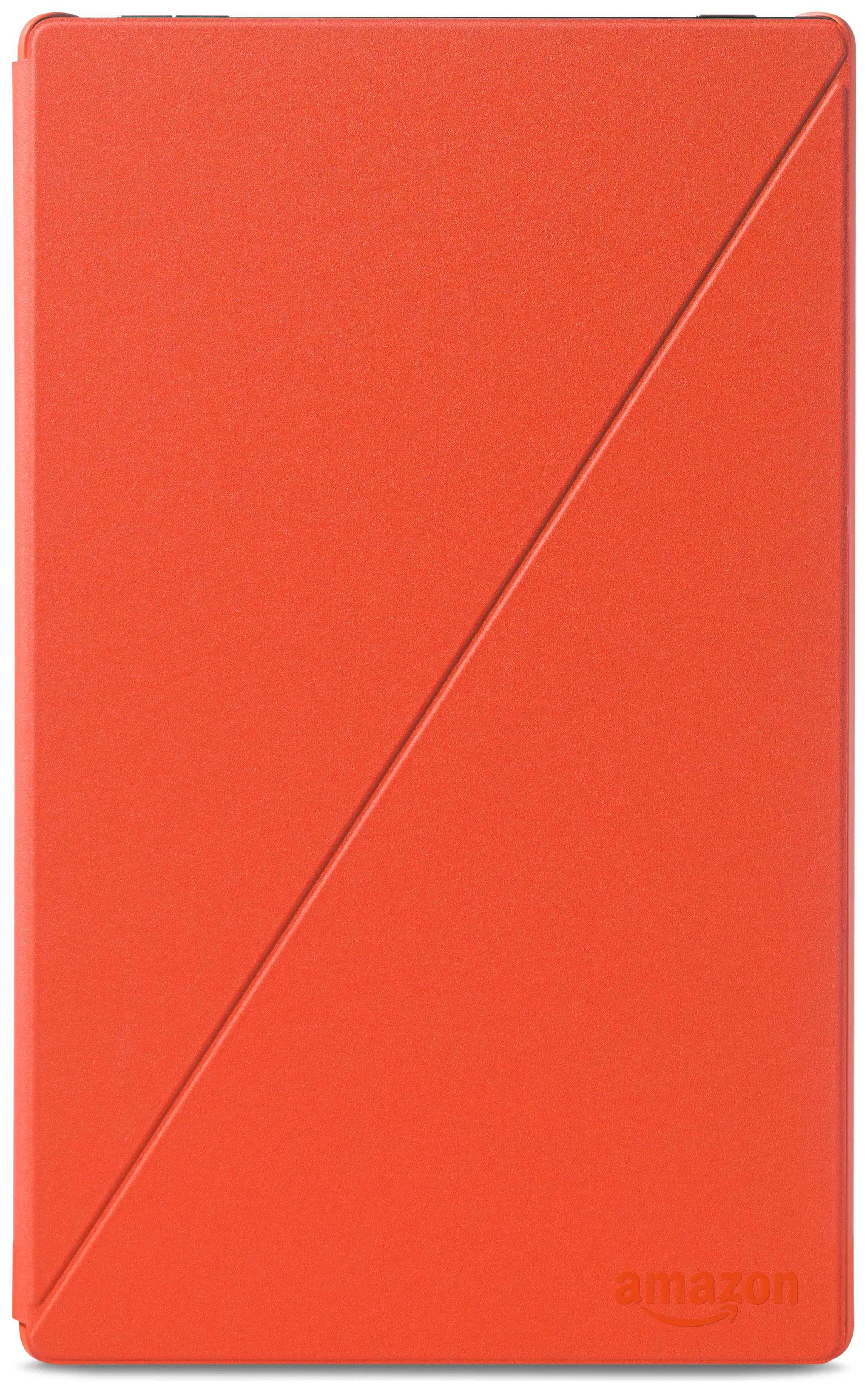 Image of Amazon Fire Case for FireHD 8Inch 5thGeneration - Tangerine.