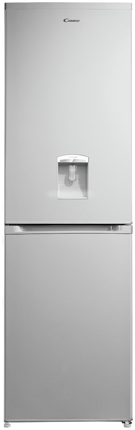 Image of Candy - CCBF5182AWK - Fridge Freezer with Water Dispenser-Silver