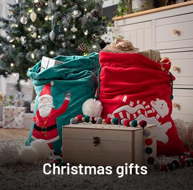Christmas gifts. Make their Christmas with presents they'll love.