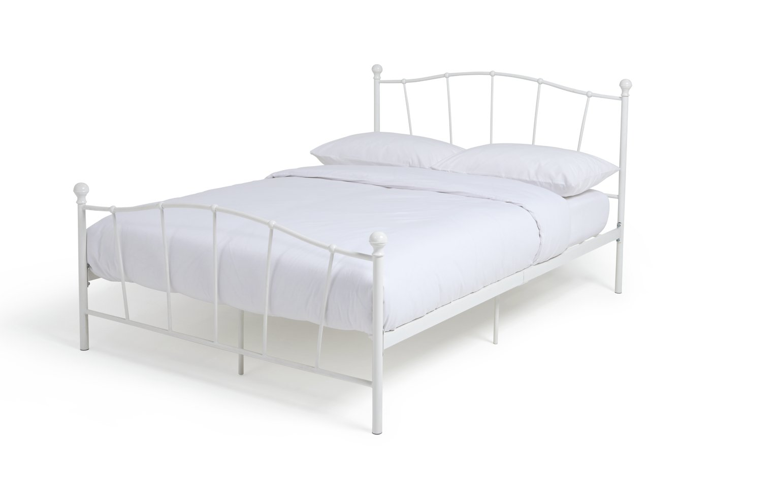 Rio Metal Bed Frame Small Double