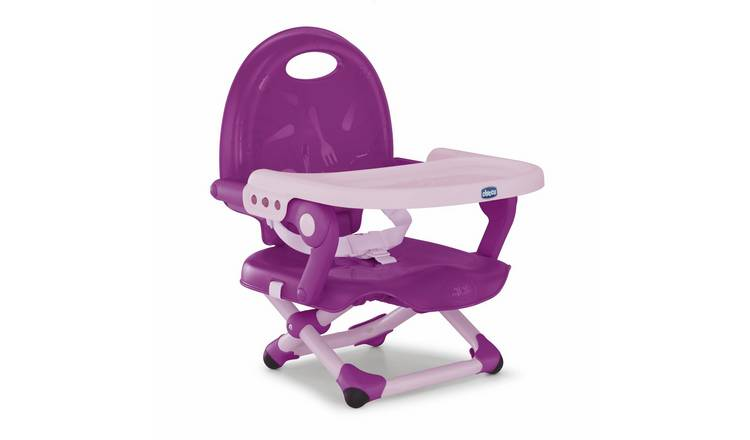 Chicco Pocket Snack Violetta Booster Seat