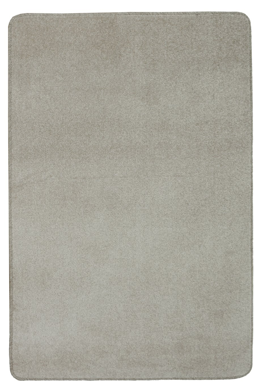 Homemaker Relay Plain Short Pile Rug - 100x145cm - Natural