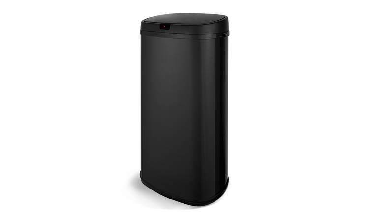 Tower 42 Litre Sensor Bin - Black