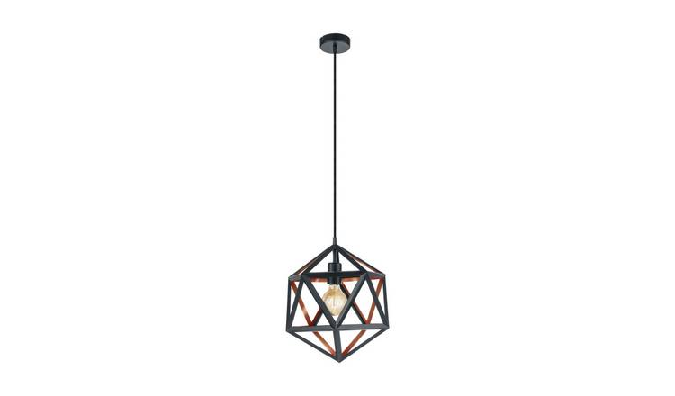 Eglo Embleton Pendant Light - Black