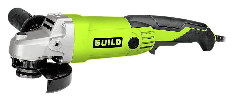 Image of Guild - 125mm Angle Grinder - 1050W