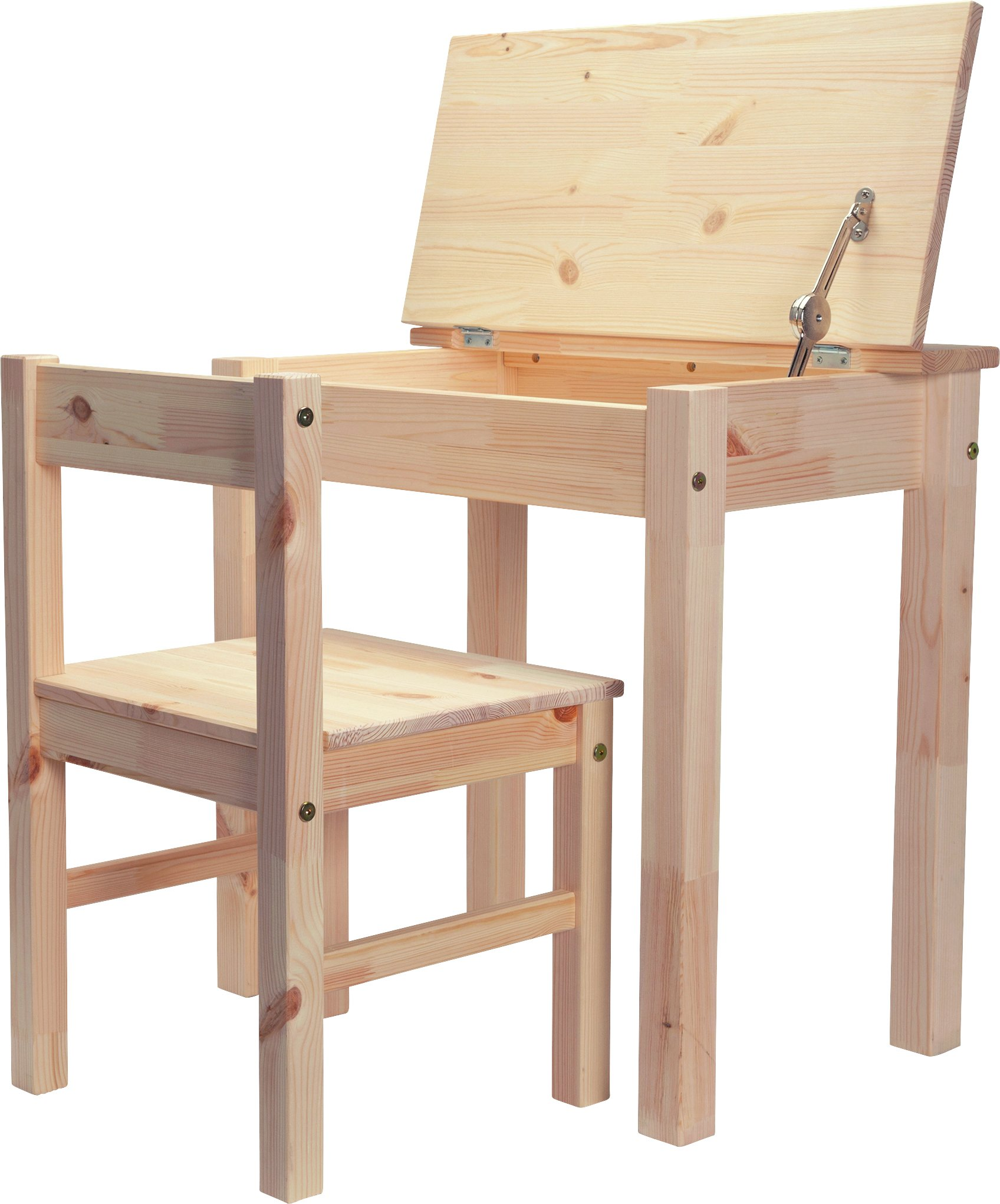 Buy Home Kids Scandinavia Desk And Chair Pine At Argos