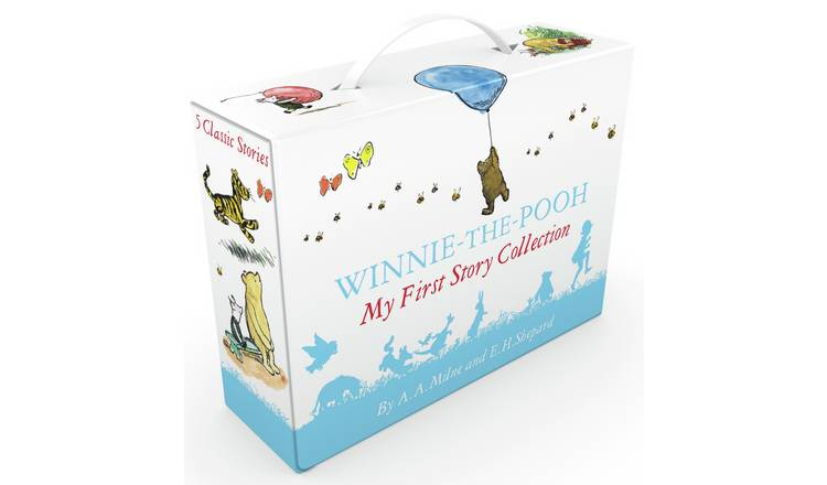 Winnie-the-Pooh My First Story Collection