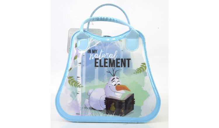 Disney Frozen 2 Weekender Bag with Makeup